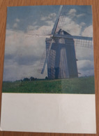Lithuania Litauen PC Windmill 1975 - Lituania