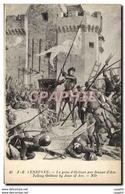 CPA JE Lenepveu La Prise D'Orleans Par Jeanne D'Arc - Storia