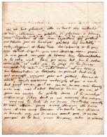 Joseph Michel Antoine Servan 1772 Parlement De Grenoble Dauphiné Isère Lyon Rhône Étienne Mayeuvre De Champvieux - Marcophilie (Lettres)