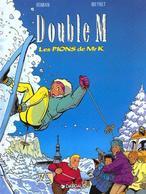 Les Pions De Mr. K EO - Double M