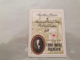 15142       CARNET DE TIMBRES NEUFS FRANCAIS CROIX ROUGE  ANNEE 1978 - Croix Rouge