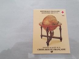 15148       CARNET DE TIMBRES NEUFS FRANCAIS CROIX ROUGE  ANNEE 1982 - Croix Rouge