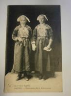 Savoie Costumes De La Maurienneécrite Environ 1912,très Bel état,pas Commun - Chambery
