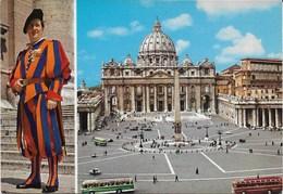 Rome - Cita Del Vaticano : Basilique De St Pierre - San Pietro