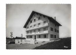 ( 74 ) CHAMPANGES Hotel Les ALOUETTES C à D PUBLIER 11 9 1956 - Andere Gemeenten