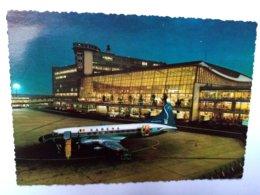 Aéroport BRUXELLES National, La Nuit - Sabena. - Aeroporto Bruxelles