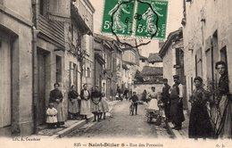 CPA De SAINT-DIZIER - Rue Des Pressoirs. - Saint Dizier