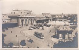 Milano - Stazione Centrale Con Il Tram - Milano (Milan)