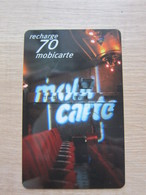 Salon Telecart EXPO 2001,Cinema,20000pcs - Nachladekarten (Handy/SIM)