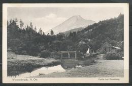 Ansichtskarte -Österreich - Wienerbruck Partie Bei Annaberg - Unclassified