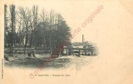 88.  SAINT DIE .  Vannes Du Parc . - Saint Die