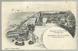 **  Aandenken Van St. Truiden  **  -  Tentoonstelling 1907 - Sint-Truiden