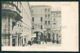 Padova  La Nuova Via Del Municipio FP P19 - Padova (Padua)
