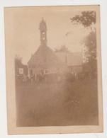 27835 Photo Pardon De Sent Ween France 56 Saint Tugdual Chapelle Notre Dame Sortie Procession -15 Sept 1929 - Lieux