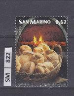 SAN MARINO    2005Europa 0,62 Usato - Oblitérés