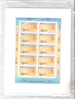 PA67 En Feuillet De 10 En Emballage D'origine - 1960-.... Ungebraucht
