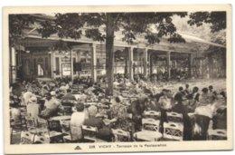 Vichy - Terrasse De La Restauration - Vichy