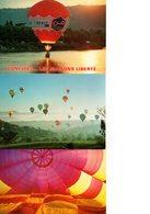 Montgolfières: Lot De 7 Cartes - Mongolfiere