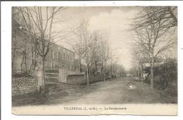 47.303/ VILLEREAL - La Gendarmerie - Autres Communes