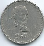 Mexico - 1988 - 500 Pesos - Francis Ignacio Madero - KM529 - Mexico