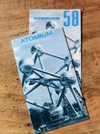 Brochure ATOMIUM + Plan - Sciences