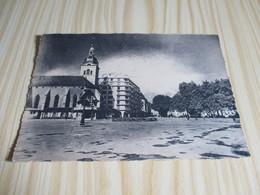 Annecy (74).La Place De L'Hôtel De Ville,nouveaux Quartiers. - Annecy
