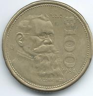 Mexico - 1984 - 100 Pesos - Venustiano Carranza Garza - KM493 - Mexico