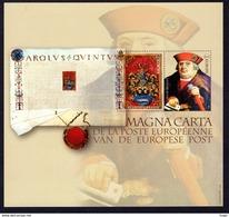België Belgique Niet Aangenomen Ontwerp NA33 Magna Carta 2015 - Non-adopted Trials