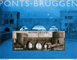 België Belgique Niet Aangenomen Ontwerp NA36 Bruggen Ponts 2017 - Non-adopted Trials
