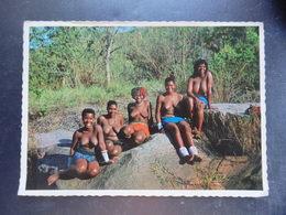 Congo - Seins Nus - 2 Scans - Congo Belge - Autres