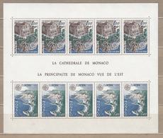 EUROPA 1978 Monaco Mi Bl 12, Yv Bl 14 Sc 1114a MNH (**) # 20807 - Blocs