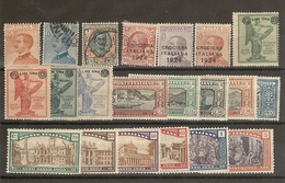 Italie - Royaume  _1923 N°divers à Partir Du N° N°/152 - Sonstige