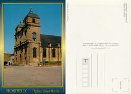 Montmedy Eglise Saint-Martin - Montmedy