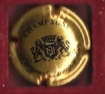 Boisson, Ville, Capsule De Champagne  PONGNOT - MONGARDIEN - Marne Et Champagne