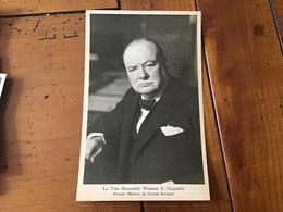 Winston Churchill - Personaggi