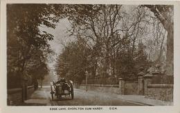 CHORLTON CUM HARDY - EDGE LANE - Manchester