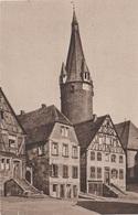 AK Ottweiler Alter Turm A Neunkirchen St Wendel Marpingen Homburg Schiffweiler Merchweiler Illingen Spiesen Bexbach Saar - Kreis Neunkirchen