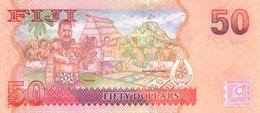 Fiji P.113   50 Dollars 2007  Unc - Fidschi