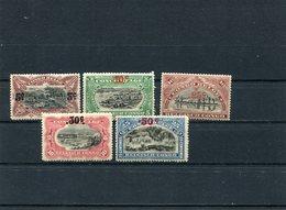 BELGIAN CONGO 1922 MNH/MH. - 1894-1923 Mols: Nuovi