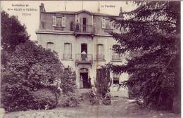 (21). Dijon. Institution Nicey Et Terrial. Le Pavillon & La Chapelle - Dijon