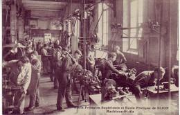 (21). Dijon. Ecole Primaire Superieure Et Ecole Pratique. Machines Outils - Dijon