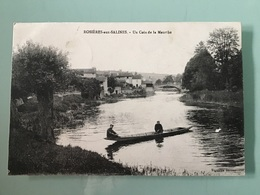 ROSIÉRES-aux-SALINES. - Un Coin De La Meurthe - Autres Communes