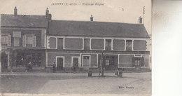 JANVRY  ROUTE DE BLIGNY - Autres Communes