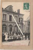 Dept 61 : ( Orne ) Le Sap, La Gendarmerie, Tampon De La Poste 18-07-1914. - France