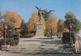 CORTONA - AREZZO -GIARDINI PUBBLICI - MONUMENTO AI CADUTI DELLA I° GUERRA MONDIALE - Arezzo