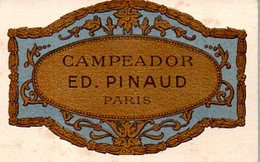 Calendrier Campeador  2ème Semestre 1910 - Petit Format : 1901-20