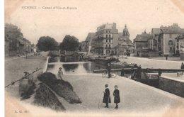 CPA RENNES - CANAL D'ILLE ET RANCE - Rennes