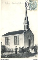 Dpt 92 Asnieres Chapelle Des Chiffonniers No54 Ed RP Paris - France