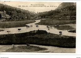 Dpt 66 La Bouillousette Massif Du Carlitte No323 - Other Municipalities