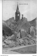 Dpt 54 Baccarat Rue Du Presbytere, L Eglise No2805 Ed Bertrand Guerre En Lorraine 1914-18 - France